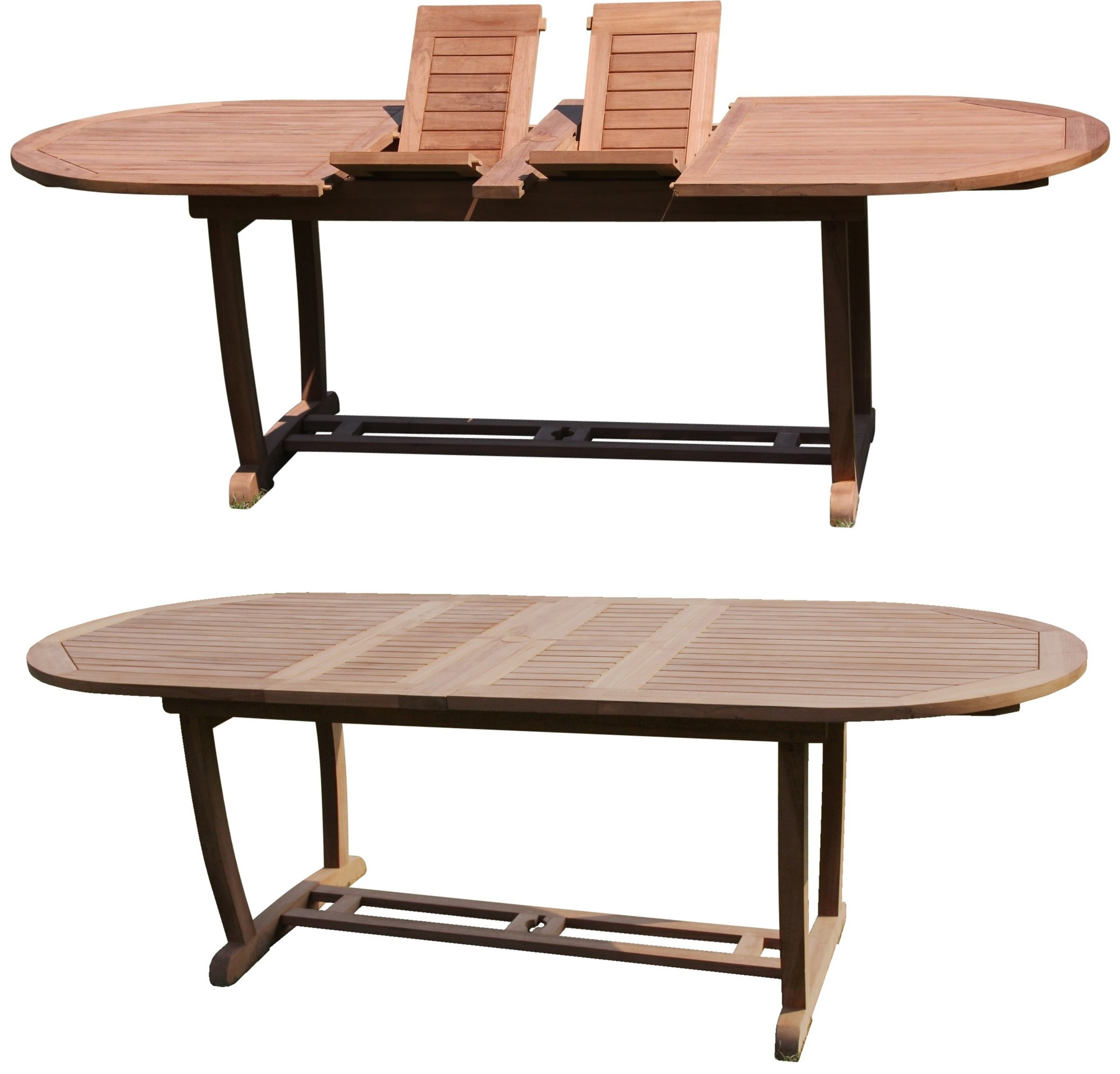 ron oval iron wrought hole woodard zm with dining spoke table patio x product tables umbrella